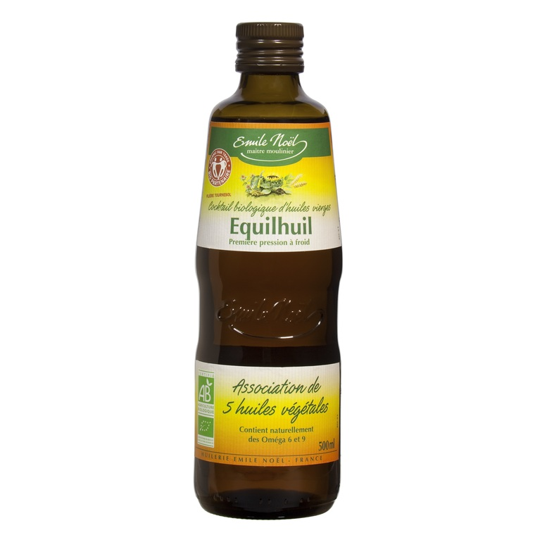 Equilhuil bio en bouteille de 500 ml 360028