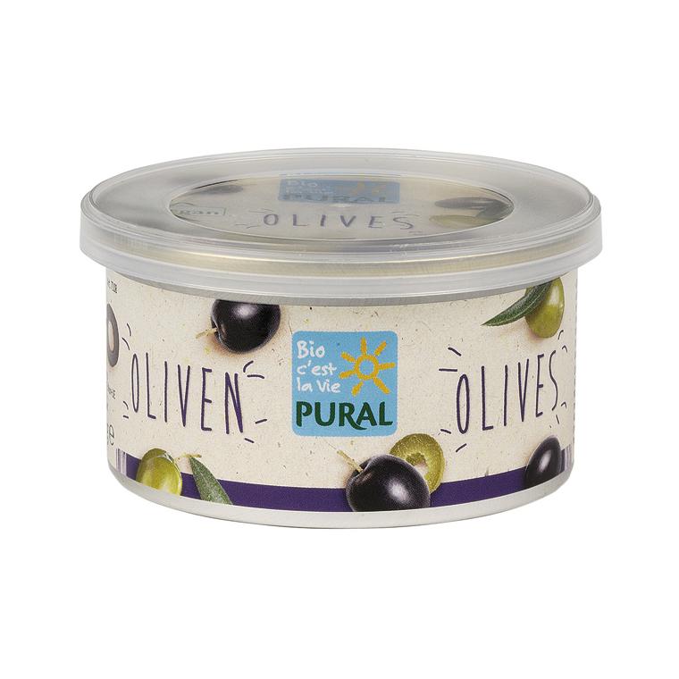 Paté végétal olives-noires PURAL 360823
