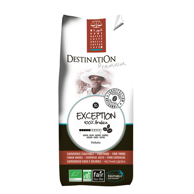 Café Les Arabicas d'Exception 1 kg 363784