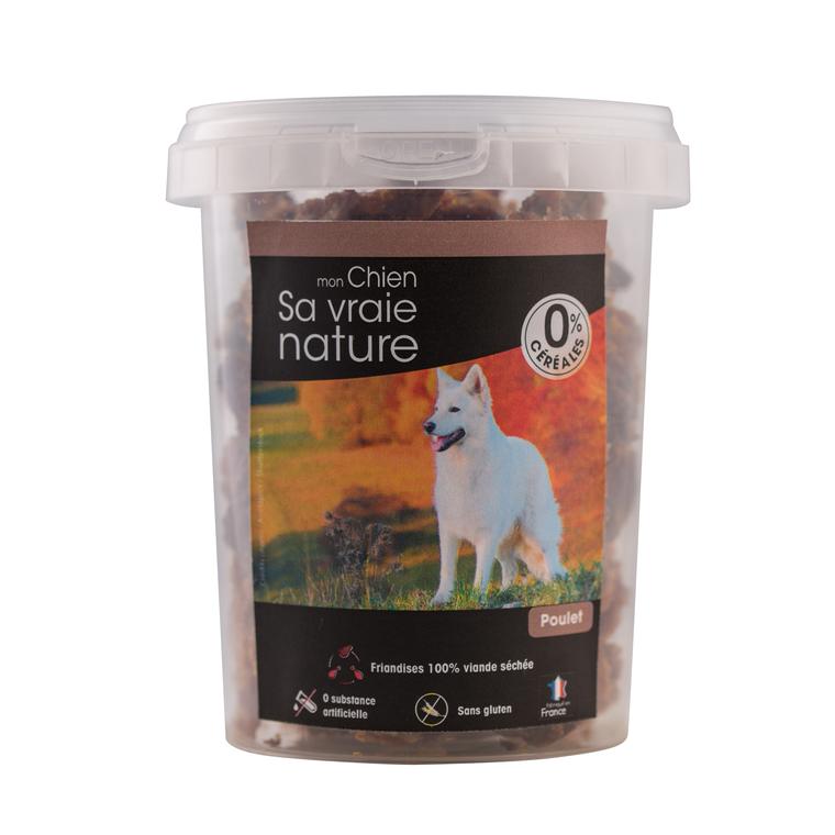 Friandises Sa vraie nature chien - 100% poulet - 150 g 366610