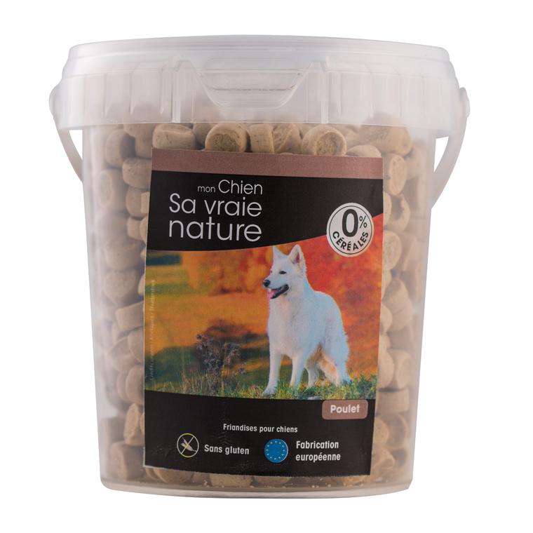 Friandises Sa vraie nature chien - poulet - 500 g 366615