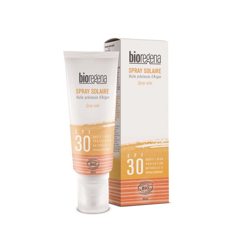 Spray solaire SPF30 Adulte Bioregena - 90 ml 648738