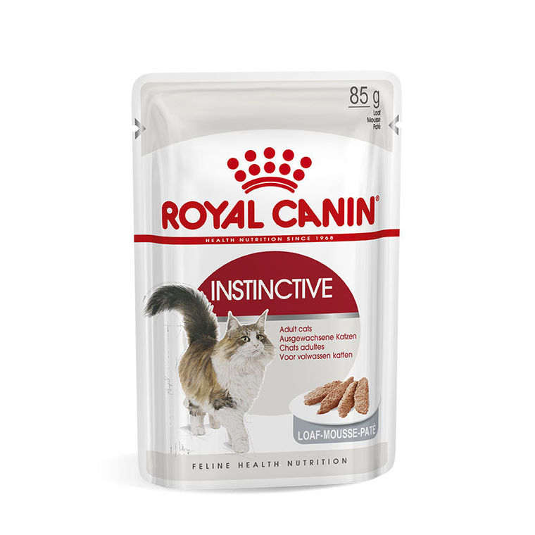 Sachet pour chat Instinctive mousse Royal Canin - 85 gr 373541
