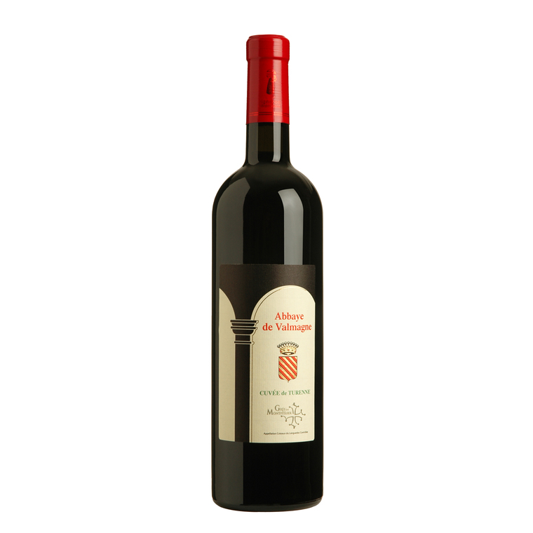 Coteaux du Languedoc bio AOC cuvée Turenne rouge 37381
