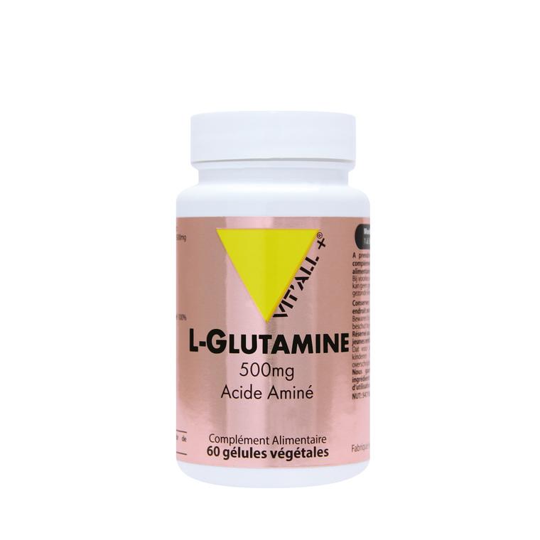 L-glutamine en boite de 500 mg 375468