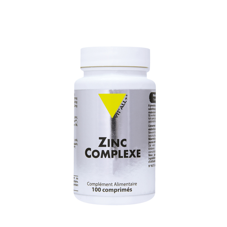 Complexe zinc en boite de 100 comprimés 375491