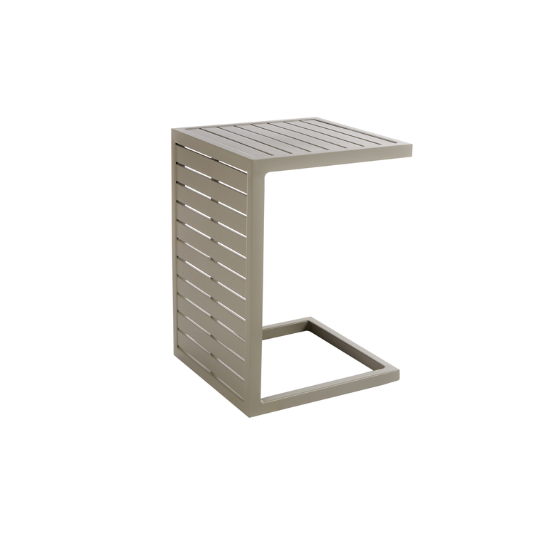 Table basse 2 positions grise 379206