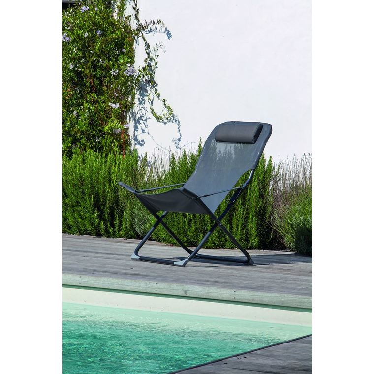 Fauteuil Relax Easy marron 379210