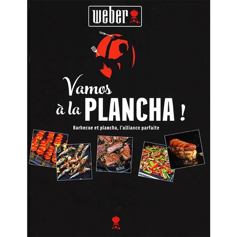"Livre de recettes ""Vamos à la Plancha"" 379563"