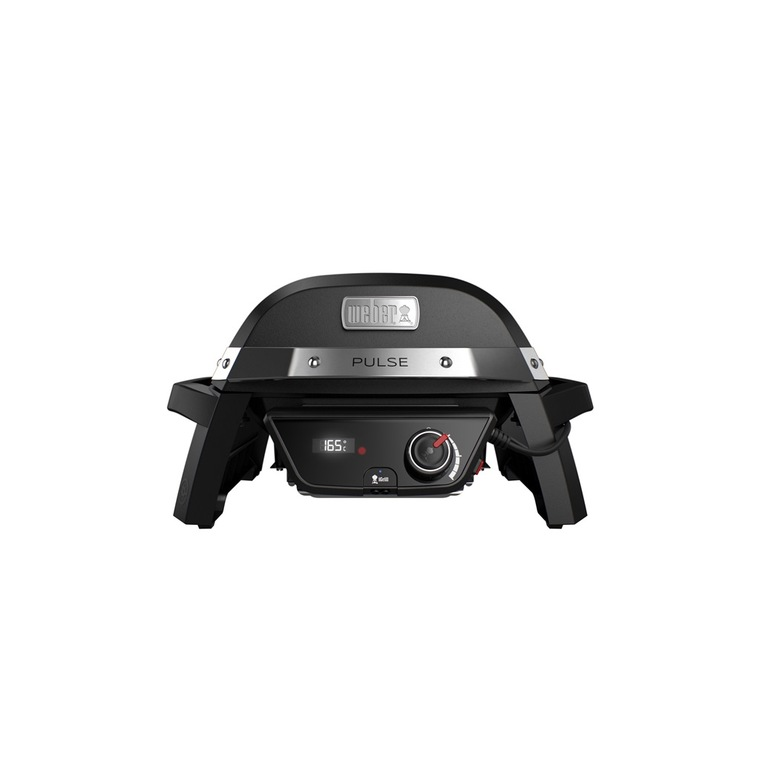 Barbecue électrique Pulse 1000 coloris noir 68 x 61 x 65 cm 379565