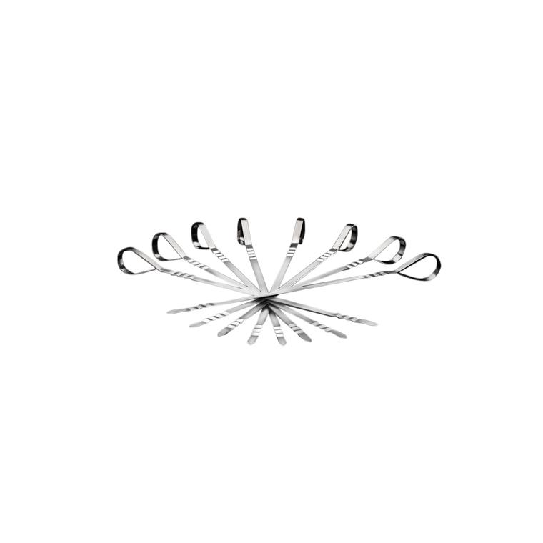 Set de 8 supports de brochettes pour poissons 379766