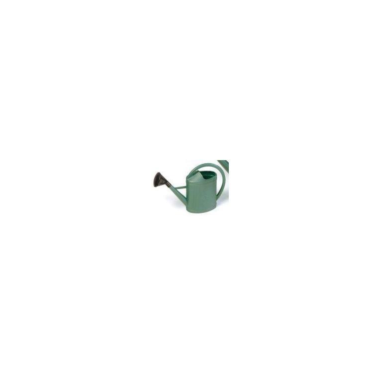 Arrosoir ovale parisien couleur vert métal - 14 L 383156