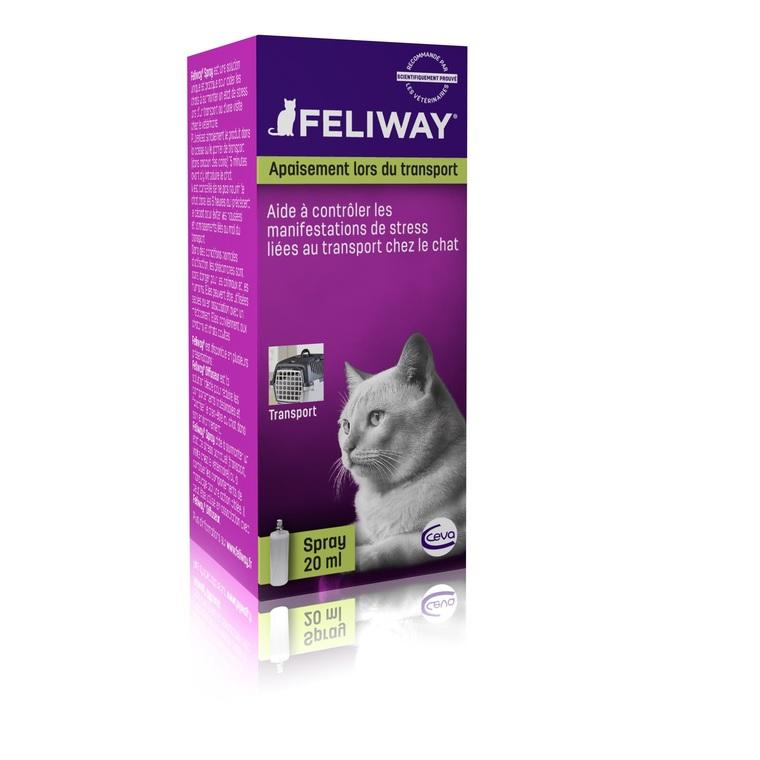 Feliway spray sous coque pour chat 386115