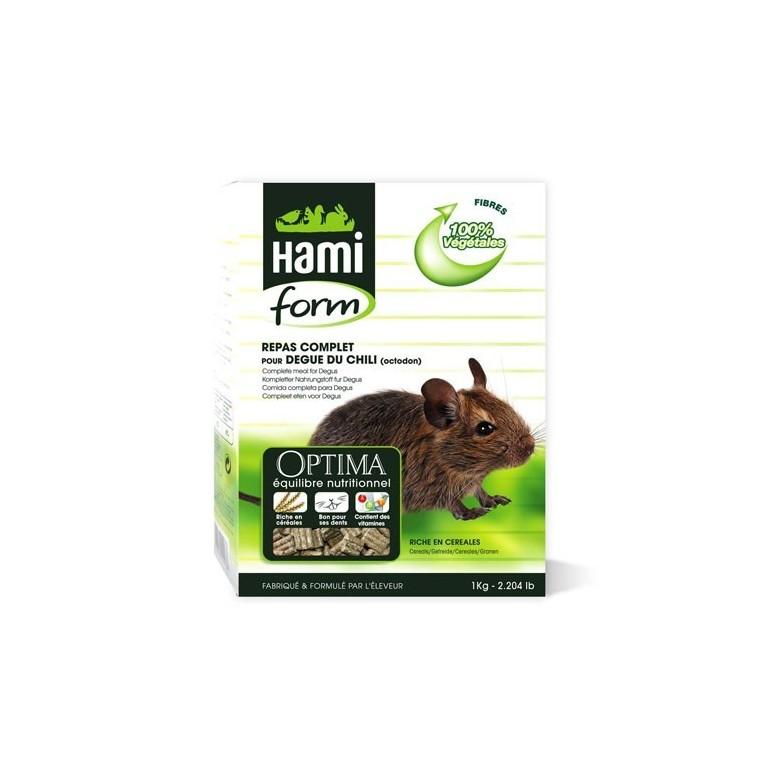 Repas complet Degue du chili Hamiform 1kg 395480