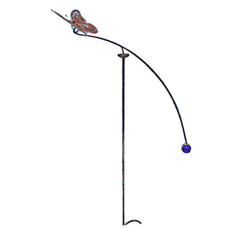 Balancier papillon 120 x 80 x 24 cm 398185