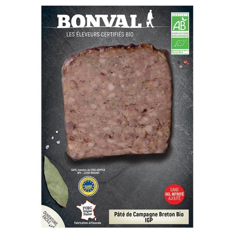 Pâté de campagne Breton 150 g 399841