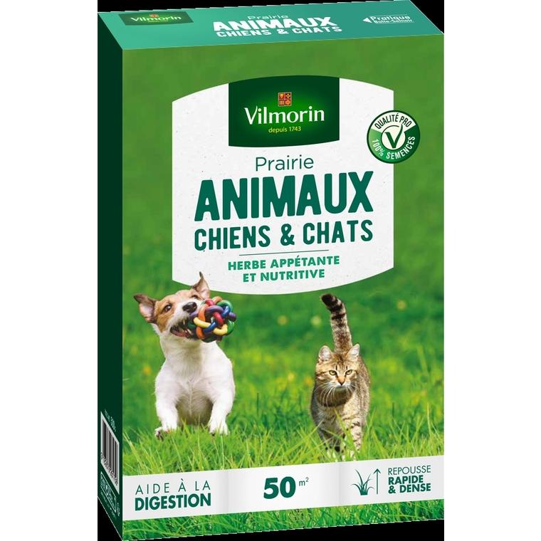 Prairie pour chiens et chats Vilmorin 500 g