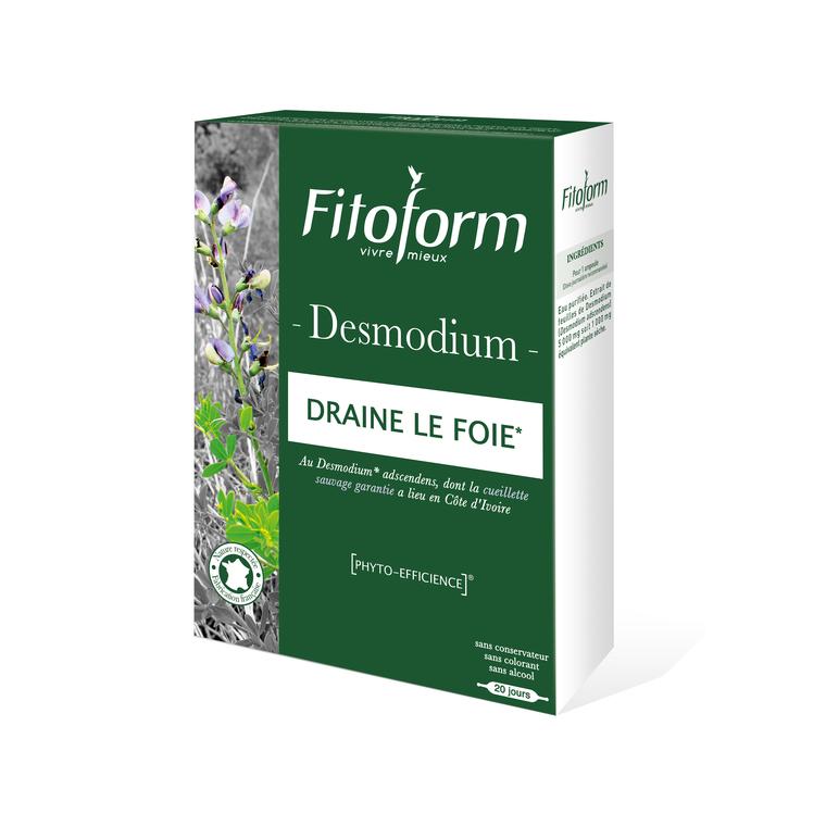 Desmodium 20 ampoules - 20 x 10 ml
