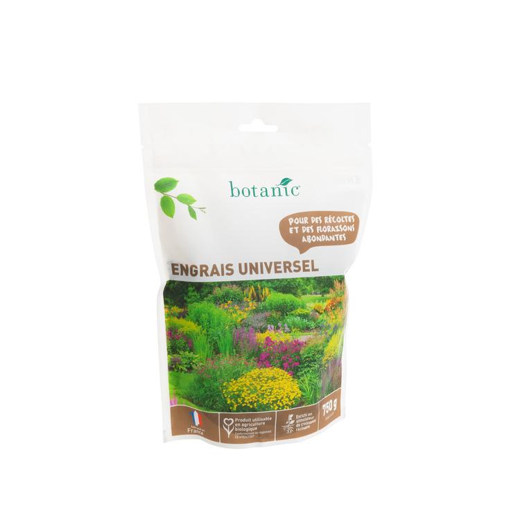 Engrais universel 750 gr botanic®
