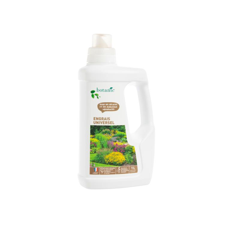 Engrais universel 1L botanic®