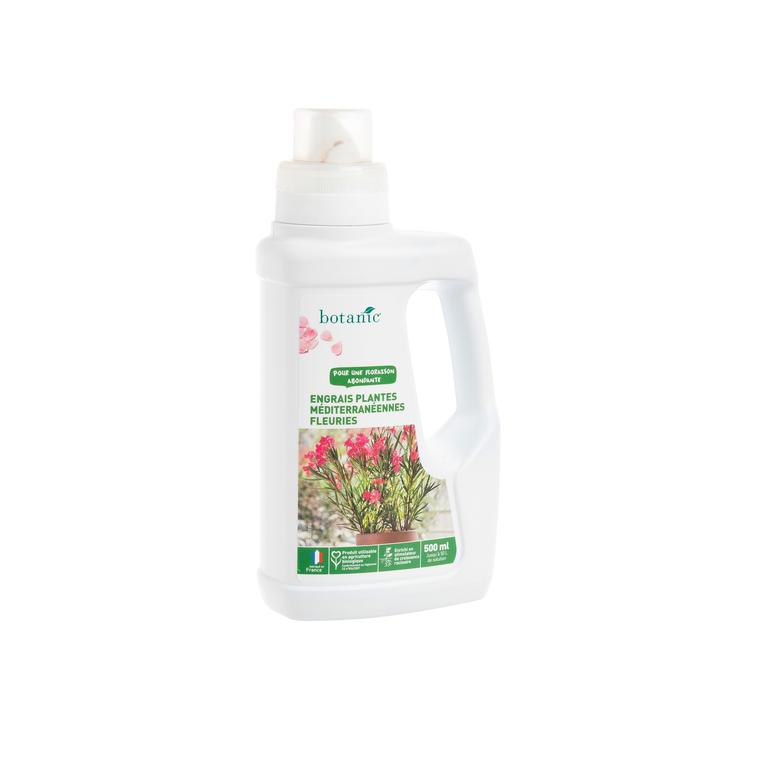 Engrais plantes méditerranéennes fleuries 500 ml botanic®