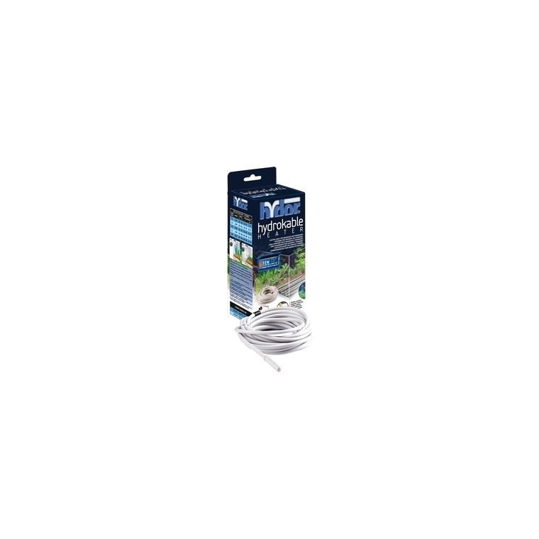 Câble Chauffant hydrokable hydor pour aquarium de 50 w