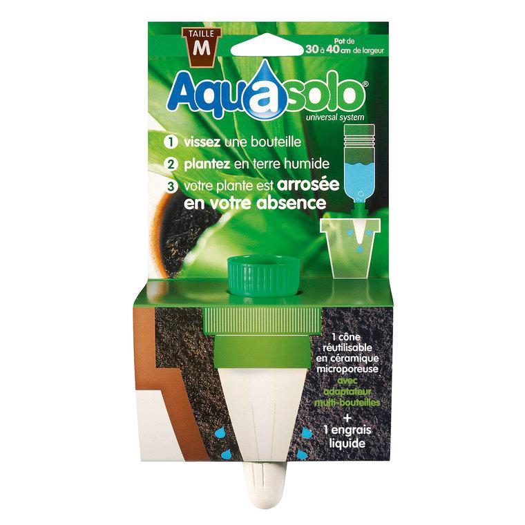Aquasolo vert medium x1