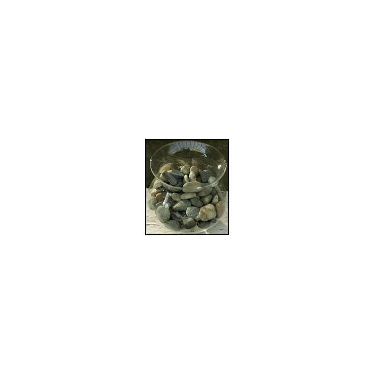 Galets gris roulé 20/50 – 25 kg