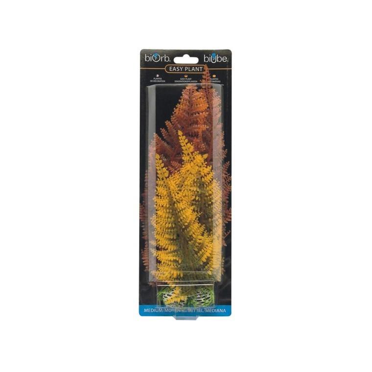 Décoration x2 fougères d'automne biOrb