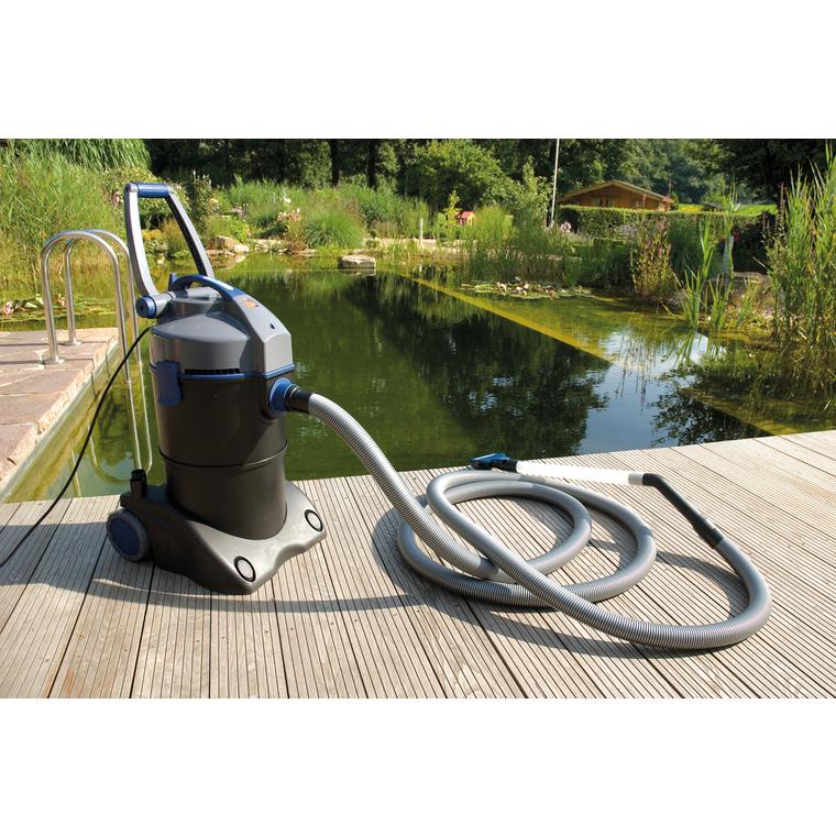 Oase c pondovac 4 aspirateur bassin et piscine aspirateur for Aspirateur eau piscine