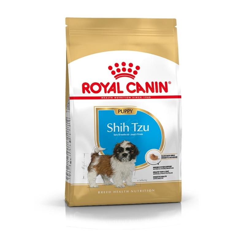 Croquette 1,5kg Shih tzu junior Royal Canin