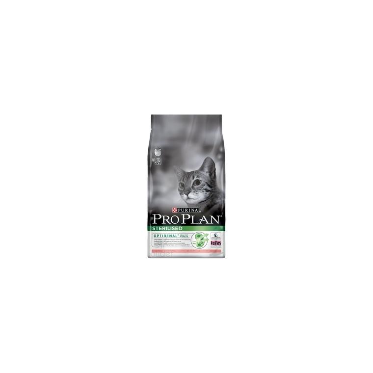 Croquette 3kg chat stérilisé saumon Pro Plan