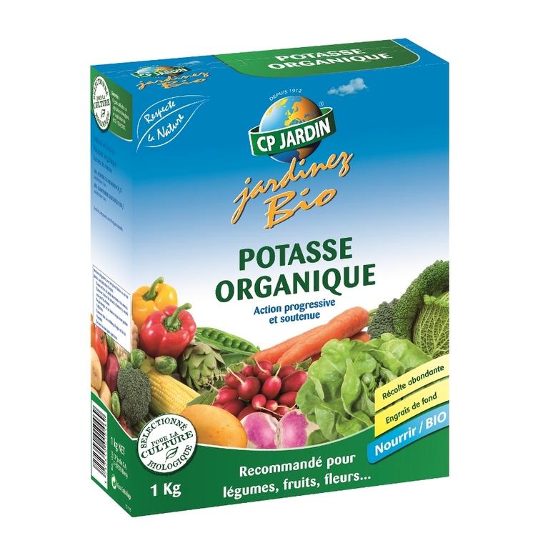 Engrais Potasse organique 1kg