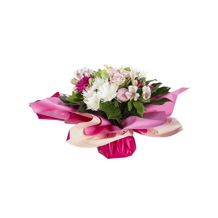 Bouquet bulle fleurs assorties botanic for Botanic fleurs artificielles