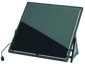 panneau solaire solarmodul 35 oase fonctionnement et entretien oase jardin botanic. Black Bedroom Furniture Sets. Home Design Ideas