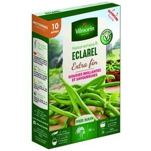 Semences pour haricot nain de la variété éclarel - 10 m 400166