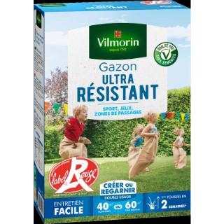 Gazon ultra résistant label rouge Vilmorin 1 kg 400196