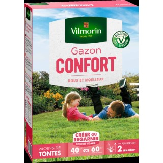 Gazon gamme confort Vilmorin 1 kg 400212