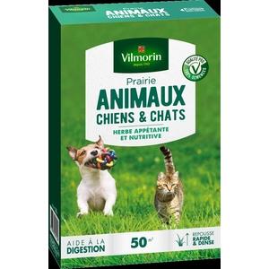 Prairie pour chiens et chats Vilmorin 500 g 400218