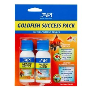 Goldfish demarage aquarium kit API 2x30mL 40159