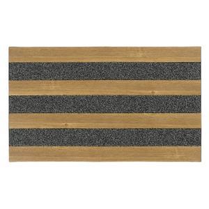 Paillasson Promenade coloris gris 76x46 cm 402221