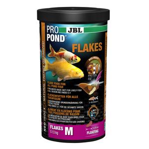 Nourriture ProPond en flocons pour poissons de taille moyenne 1 L 402457