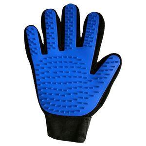 Gant ramasse poils Wouapy bleu 402557