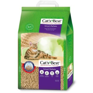 Litière pour chat best smart pellets 10 kg 403995