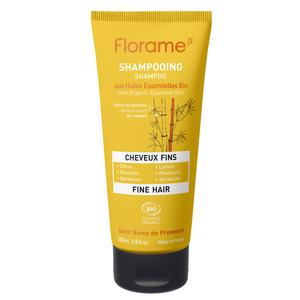 Shampoing pour cheveux fins bio en tube de 200 ml 405053