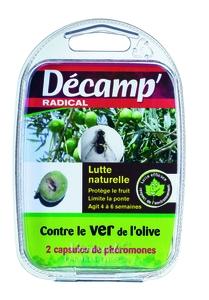 Phéromone traitement biologique contre le ver de l'olive x2