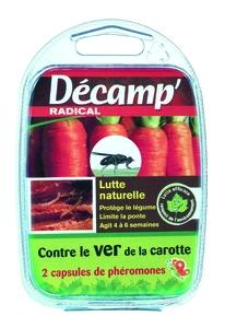 Phéromone traitement biologique contre le ver de la carotte x2