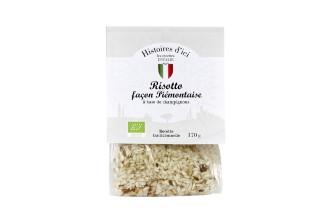 Risotto Piemonte Bio - 170 g
