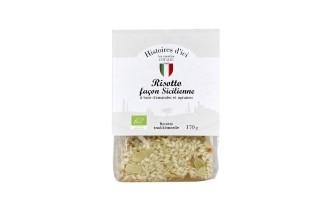 Risotto Sicilia Bio - 170 g