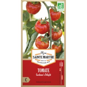 Graines de Tomate Gardener's Delight en sachet 406619